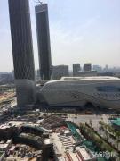 奥体 仁恒江湾城 精装 地暖 楼层很好 江景房 无遮挡 视野很好