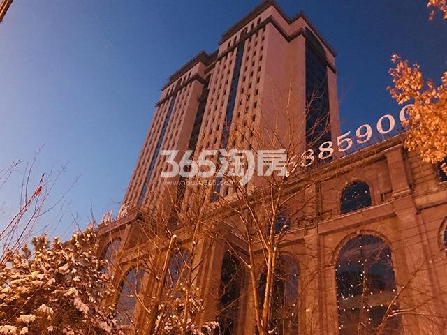 江城国际实景图