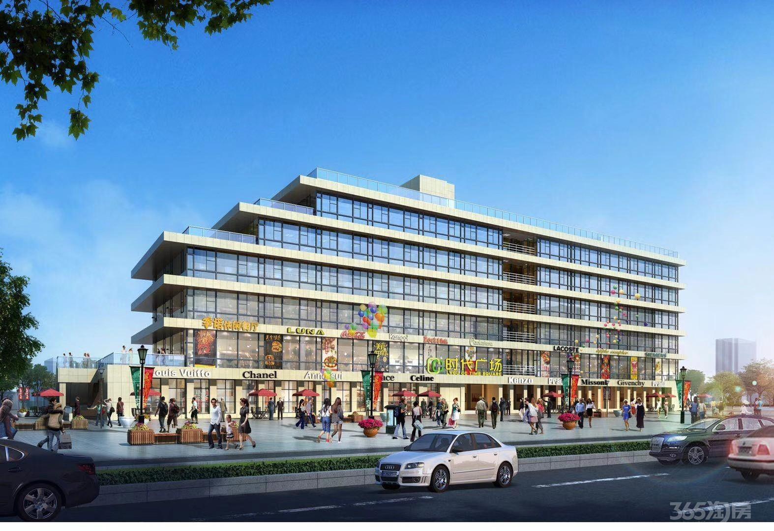 未来科技城阿里巴巴正对面双地铁口,低总价高回报明火重餐饮商铺