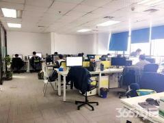 雨花区 软件大道地铁站 京妆商务楼 精装200至1000平近雨