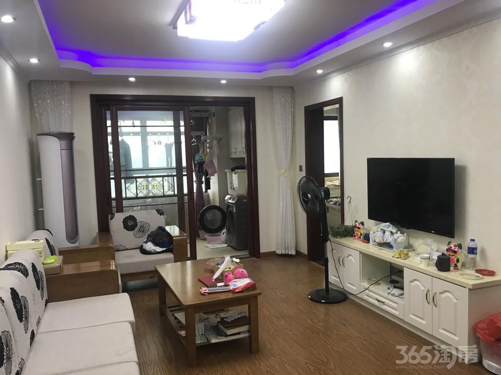 天正理想城2室2厅1卫74平米2015年产权房精装