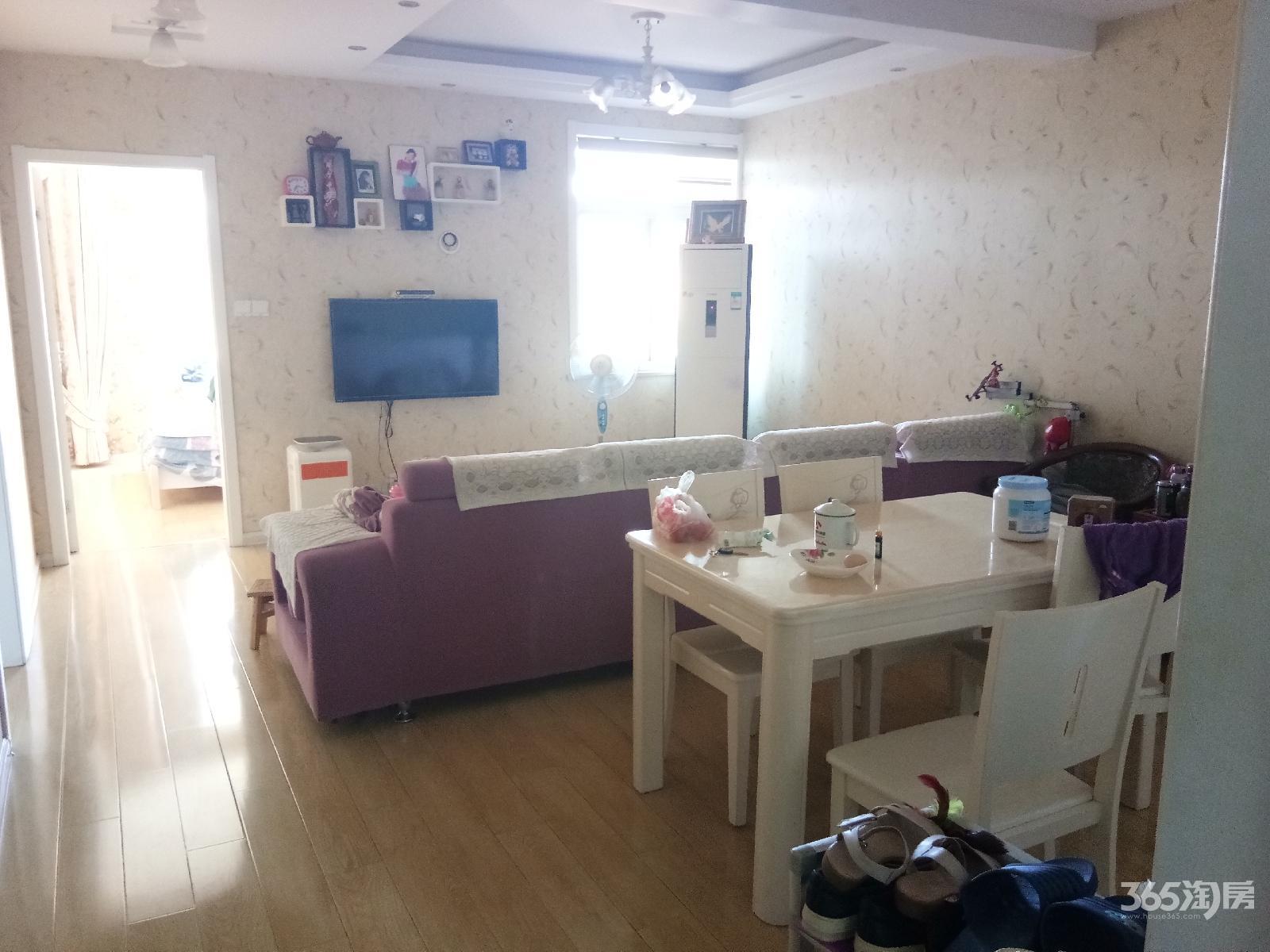 上城名苑2室2厅1卫80平方产权房精装