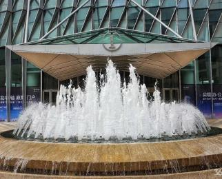 奥体旁新城总部大厦旁工业大学地铁口200平精装可注册 有