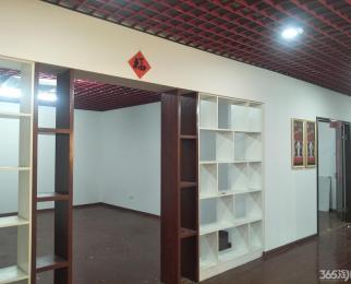 政府产业园420平办公室出租,户型方正,公摊小,配套