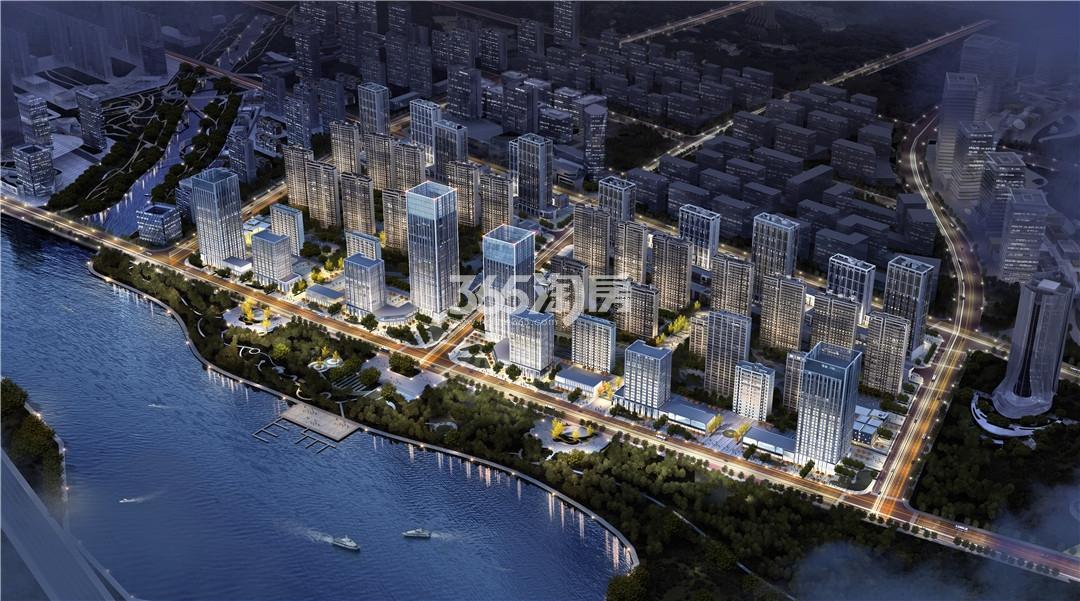 珍宝岛·健康城效果图