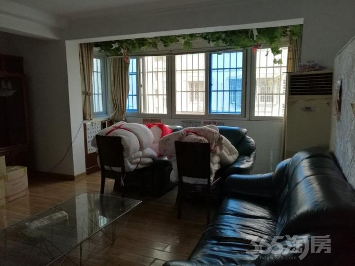 福达新村3室2厅1卫103.81平米整租精装