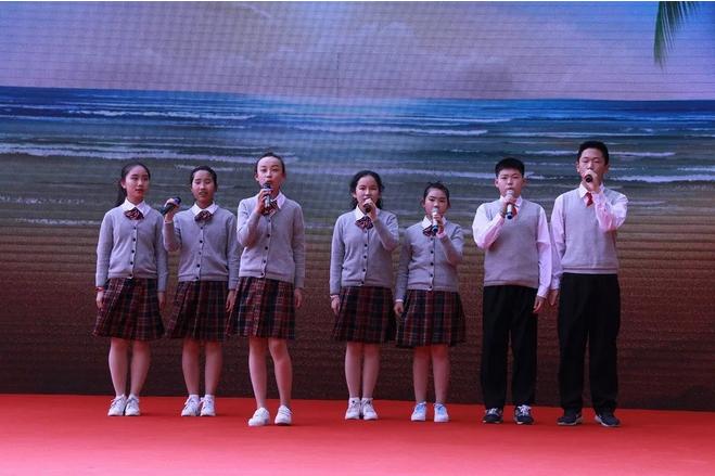 观山湖区外国语实验中小学才艺表演