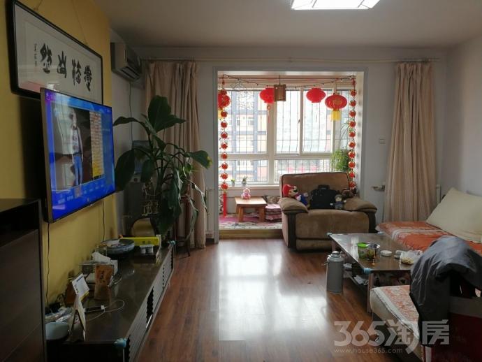 梅江景观花园2室2厅1卫108平米H户型精装