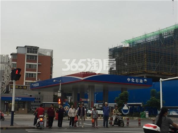 碧桂园黄金时代 周边加油站 201809