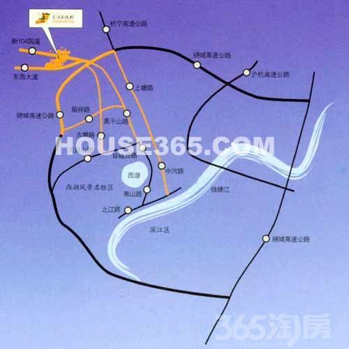 良渚文化村竹径茶语橘苑6-4