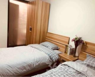 糖果和公寓 可做员工宿舍 房源很多 双床独卫