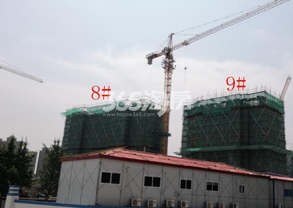 华润置地����御8、9#楼建约10层以上(6.5)