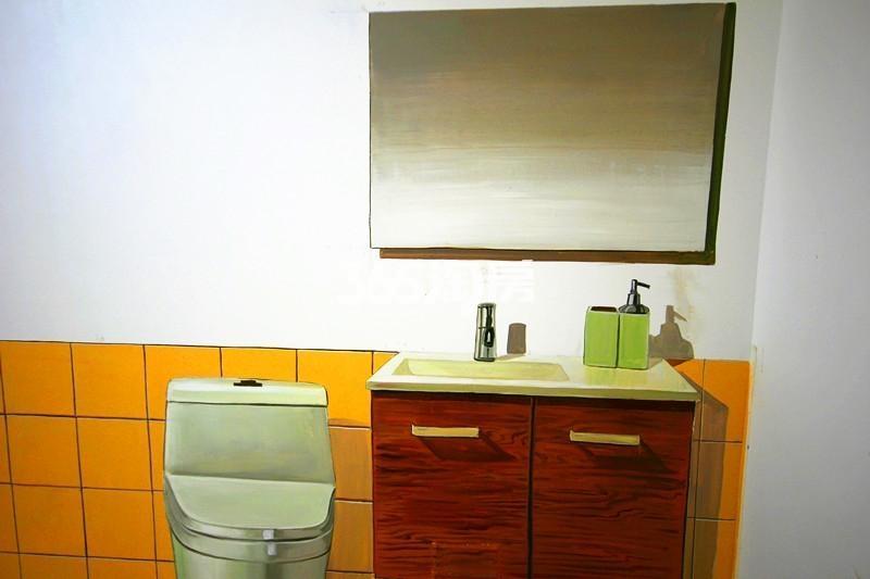 雅居乐国际花园B2户型110方样板房——卫浴