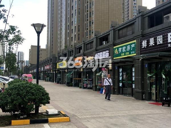 苏宁悦城周边住宅底商