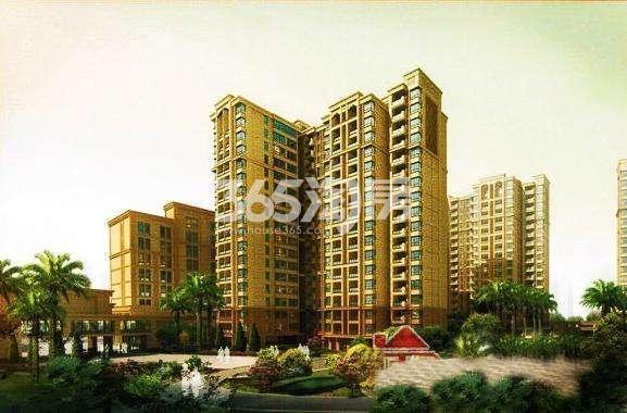 泛宇惠港新城实景图
