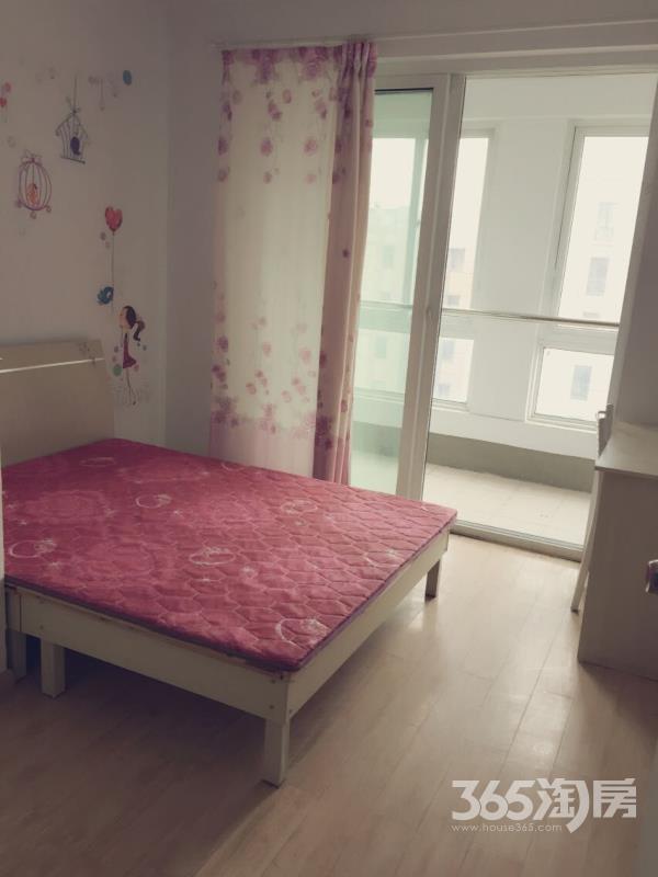 清荷园3室2厅1卫90平米简装产权房2013年建