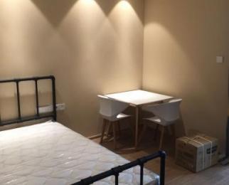 证大大拇指广场1室1厅1卫37.00㎡整租精装