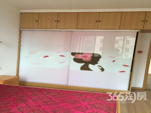 左岸生活D区3室2厅1卫127平米整租精装