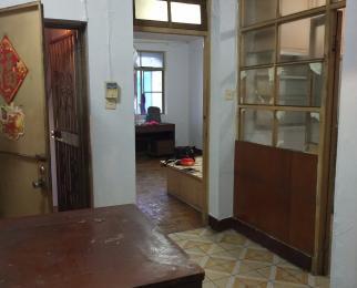 淮海新村2室1厅1卫53平米简装整租