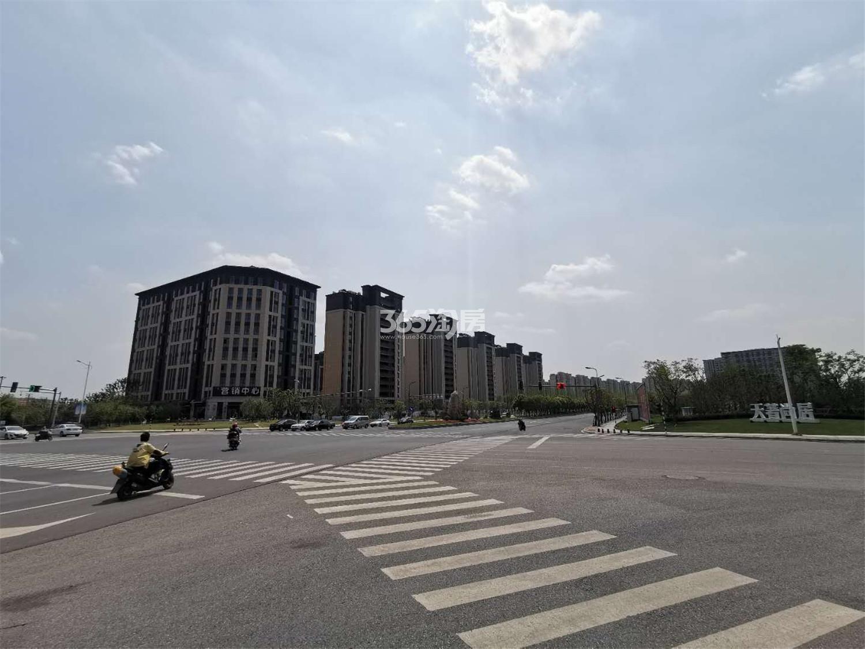 中骏合景柏景湾周边道路(5.22)