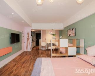 双龙大道地铁口旁精装单室套豪华装修邻包入住仅此一套