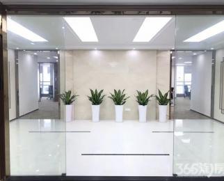 地铁口 瑞泰大厦 精装可注册 新城科技园 环境好玻璃隔断