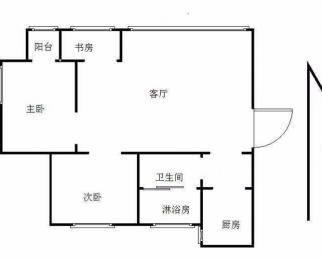 81万买融汇锦江学区小三房,北塘小学+27中,好房不等人