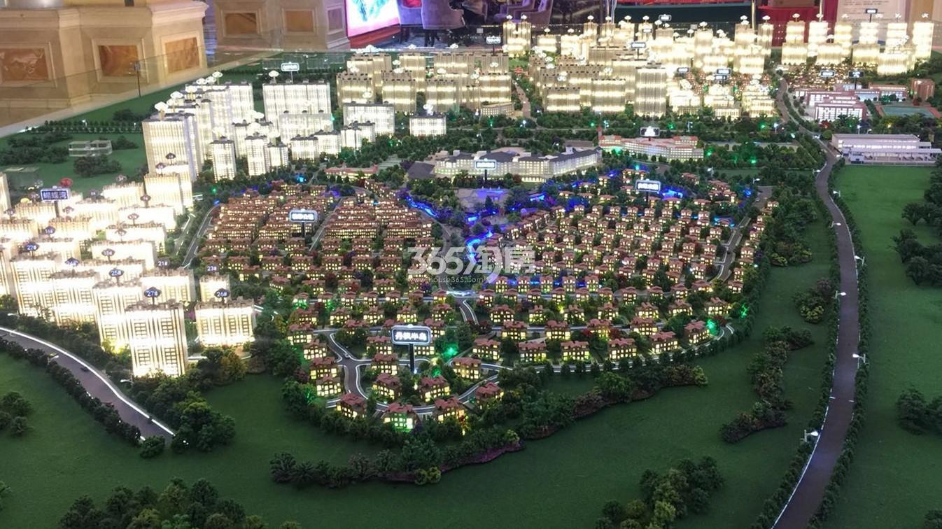 碧桂园欧洲城实景图