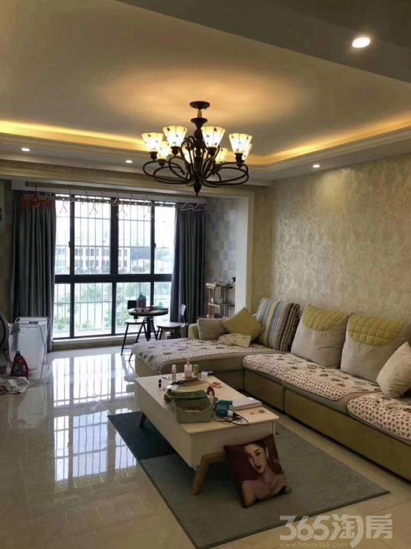 润景嘉苑2室2厅1卫88.69�O2016年产权房豪华装