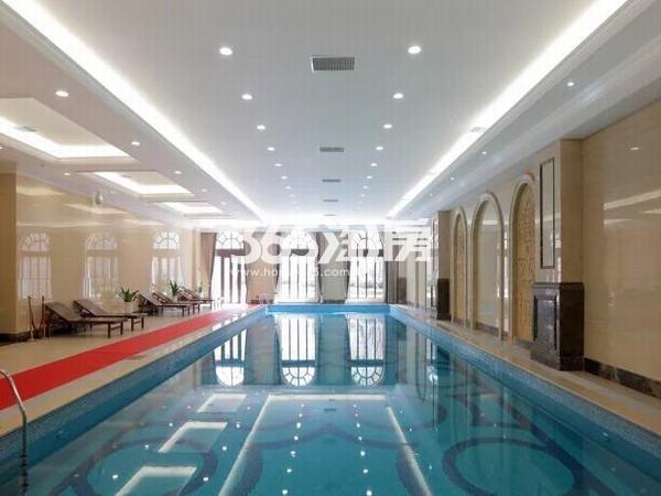 世园大公馆小区泳池(2017.08)